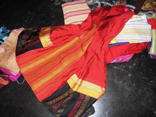 ピノンで作ったスカート.JPG